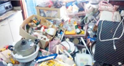 ゴミ屋敷清掃
